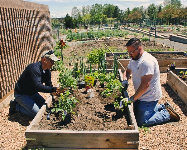Windhorse Community Gardens